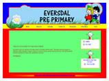 Preschool Website Design Sample3